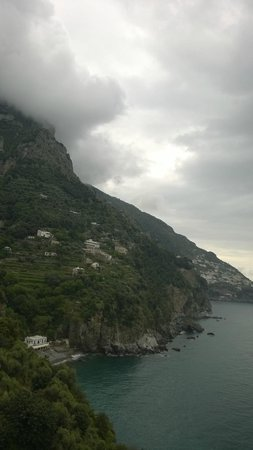 Il San Pietro di Positano : View from Hotel Room