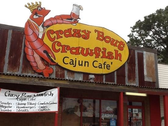 ‪‪Crazy Bout Crawfish‬: un retaurant unique‬