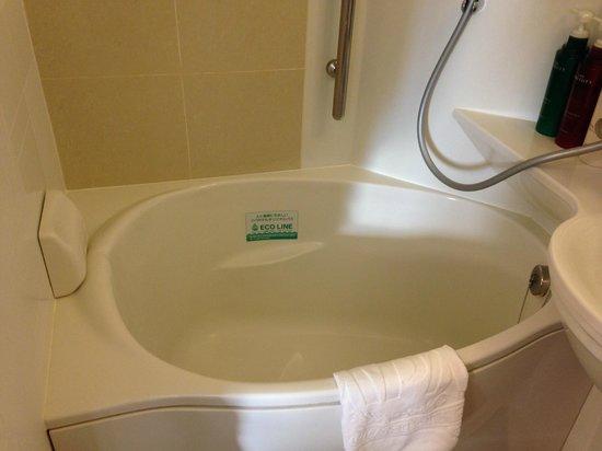 APA Hotel Shibuya Dogenzakaue: Bath