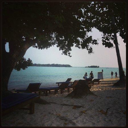 Blue Lagoon Hotel: Вышел с территории отеля и вуаля=)