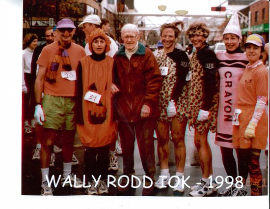 Rodd Charlottetown: 10K run every year from hotel after Holleween