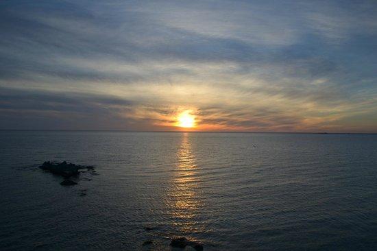Servigroup Galúa: Le lever de soleil