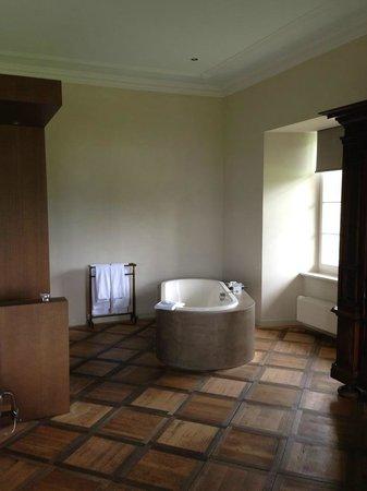 Klosterhotel St. Petersinsel: Chambre