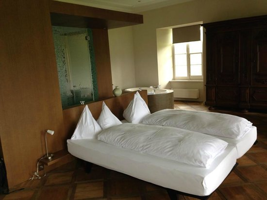 Klosterhotel St. Petersinsel : Chambre