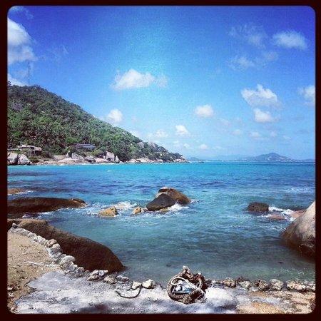 Thong Takhian Beach (Silver Beach) : Пейзаж