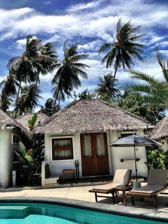 Lazy Day's Samui Beach Resort: Домики