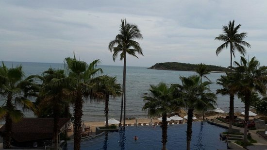 Nora Beach Resort and Spa: Amazing View of d beach frm pool villa beach view sea side..