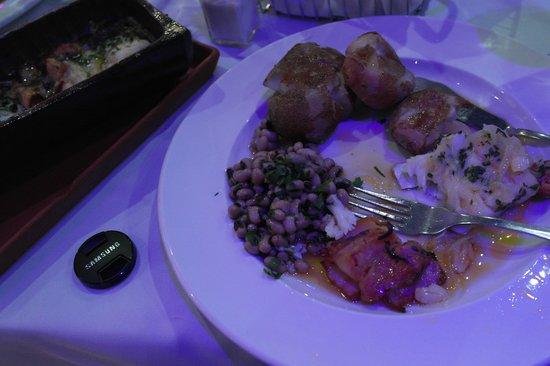 Restaurante Sao Pedro: Amazing Sides