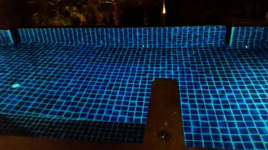 Nora Beach Resort and Spa: Private pool...