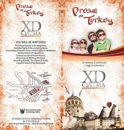 XD Cinema Sultanahmet