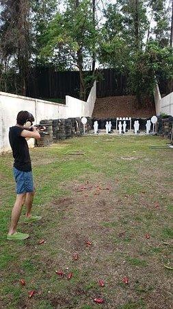 Gentil Phuket Shooting Range: Shotgun Shooting