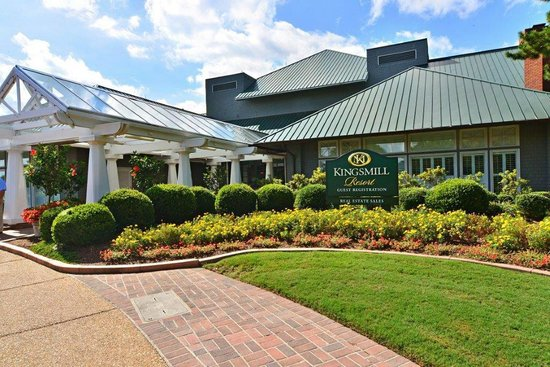Kingsmill Resort Center