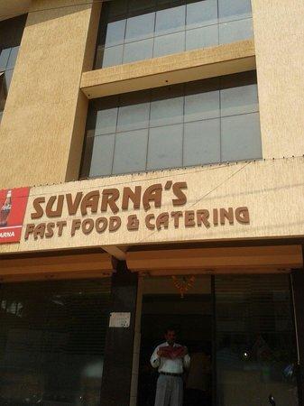 Suvarna Fast Food Restaurant