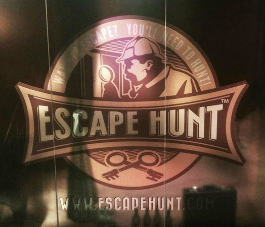 The Escape Hunt Experience Bangkok : Escape Hunt Bangkok