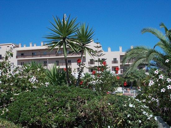 Santa Marina Beach Hotel: Beautiful view
