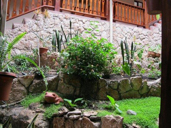 Hostería Durán: vista del hotel