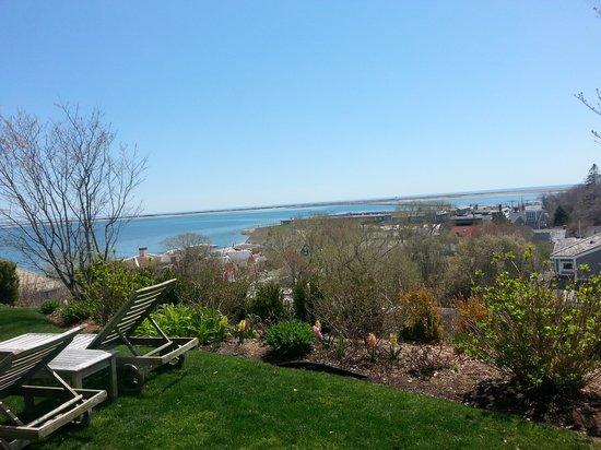 Land's End Inn: the view