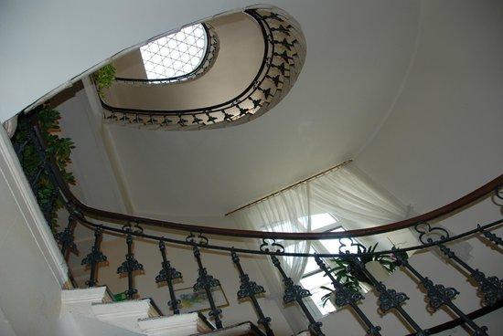 Hotel Austria : Stairway to heaven?