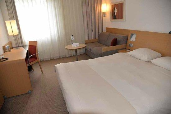 Novotel Breda : Chambre