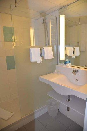 Novotel Breda : Salle de douche