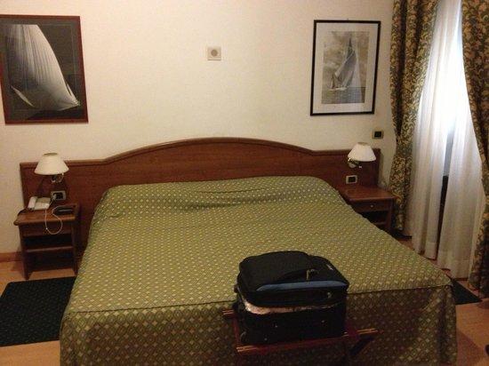 Hotel Paba: la stanza