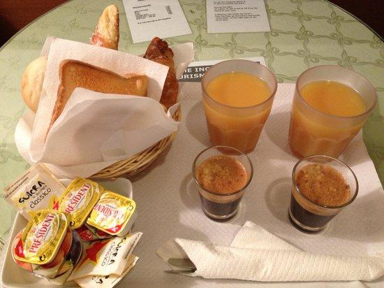 Hotel Paba: colazione