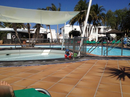 Apartamentos Barcarola Club: Kiddies Pool