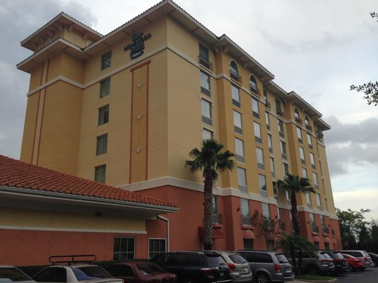 Homewood Suites by Hilton Lake Buena Vista-Orlando: vista