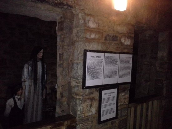 Bodmin Jail: Room and lodgings