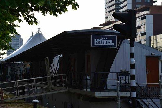 H2OTEL Rotterdam : Extérieur