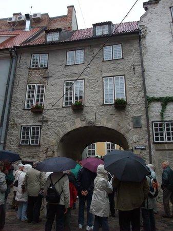 Swedish Gate (Zviedru Varti): アパートの一部