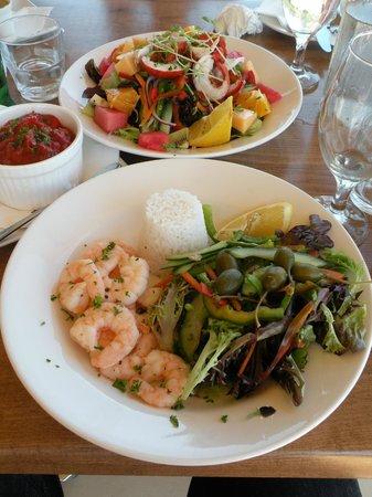 Marron Cafe: Le nostre insalate