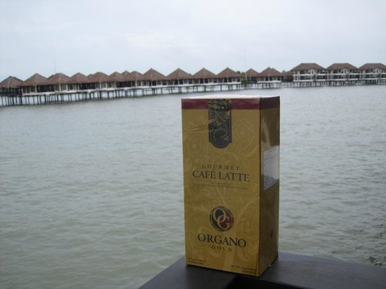 AVANI Sepang Goldcoast Resort: my own little ad from room!