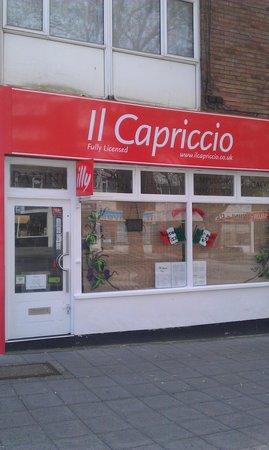 Il Capriccio: New sign