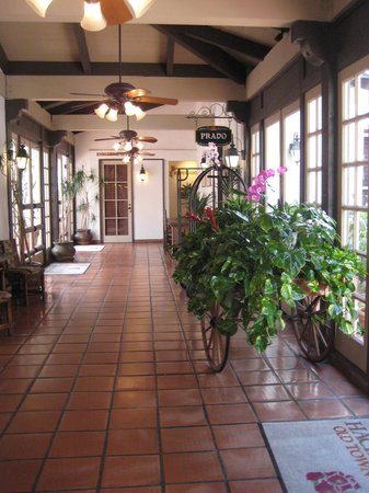 Best Western Plus Hacienda Hotel Old Town : lobby