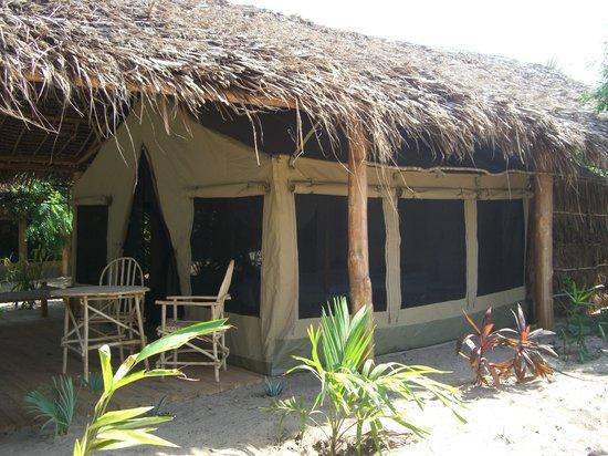 Barefoot Beach Camp : una delle tende