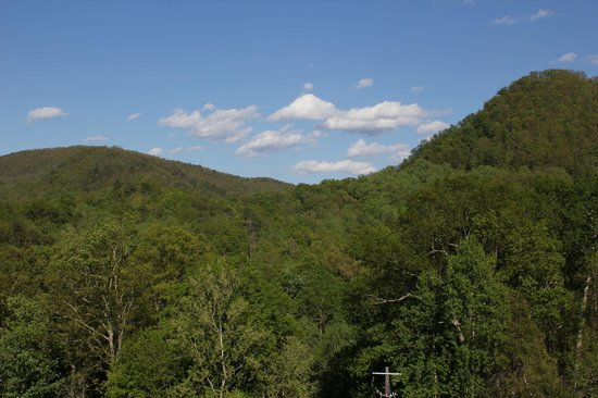 Park Vista - DoubleTree by Hilton Hotel - Gatlinburg: View from Room 611