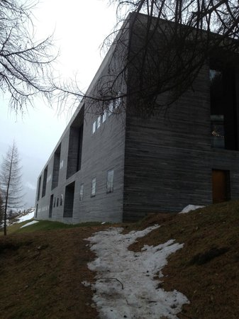 7132 Therme, Vals : silence