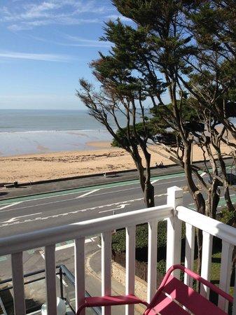 Le Regent Hotel : très belle vue mer