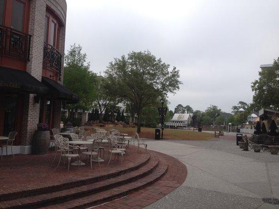 Sandestin Golf and Beach Resort : resort area