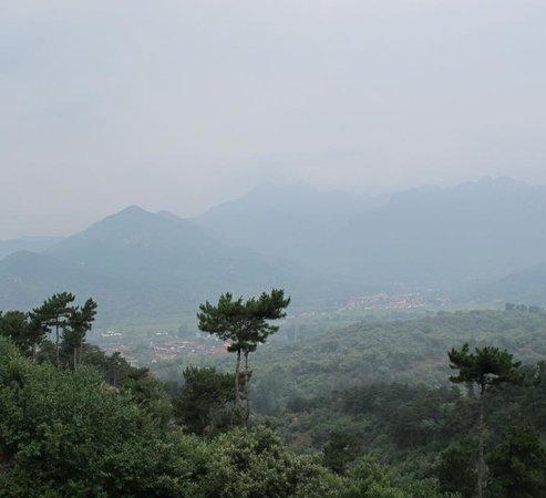 Home of the Great Wall: Вид из номера
