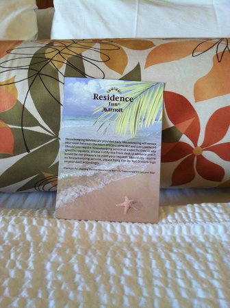 Residence Inn by Marriott St. Petersburg Treasure Island : Nicely decorated