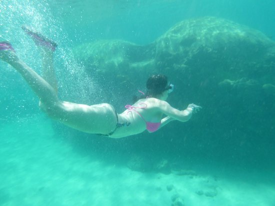 Virgen Gorda: Snorkeling