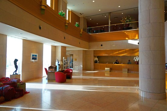 ANA Crowne Plaza Wakkanai : lobby