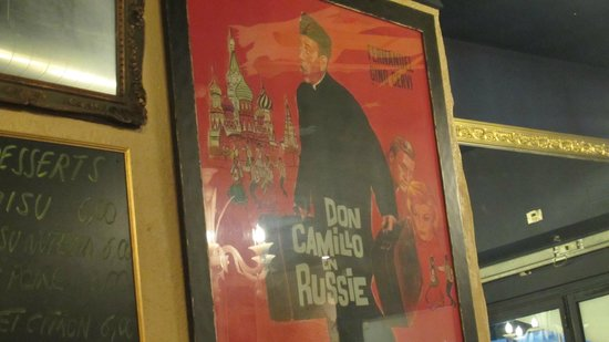 heureux comme Alexandre : don camillo in Russia