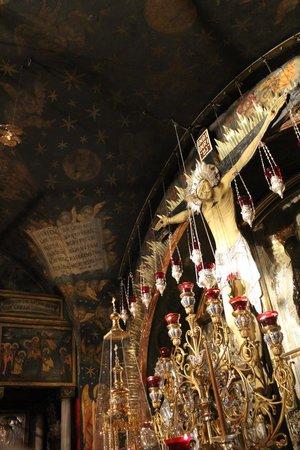 Iglesia del Santo Sepulcro: Cristo In Croce