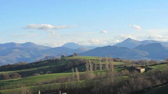 Quad Pays Basque : paysage basque