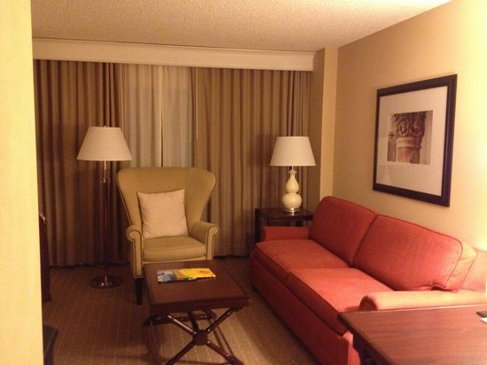 Sheraton Suites Plantation, Ft Lauderdale West: quarto