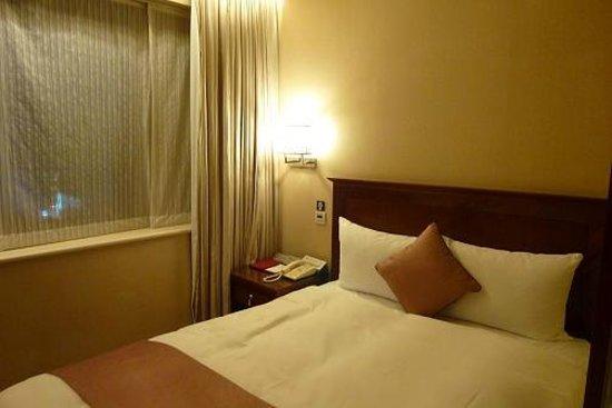 Brother Hotel Taipei: きれいです