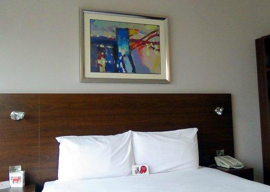 Jurys Inn Newcastle Gateshead Quays: Room